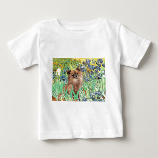 Chihuahua (LgHair 1) - Irises Infant T-shirt