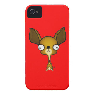 Chihuahua linda iPhone 4 cárcasas