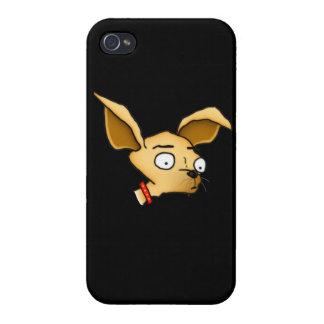 Chihuahua linda iPhone 4/4S carcasa