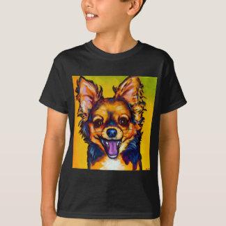 Chihuahua (long coat sable) T-Shirt