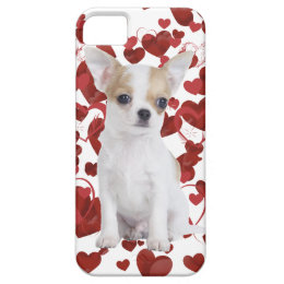 Chihuahua love iPhone SE/5/5s case