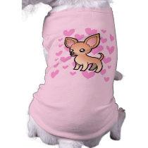 Chihuahua Love (smooth coat) Tee