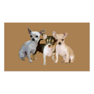 Chihuahua Lover Business Card