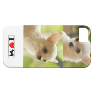 Chihuahua lover case for Iphone 5/5s