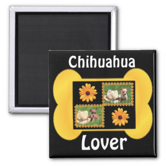 Chihuahua Lover Delight Magnet