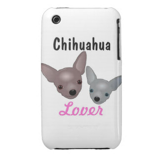 Chihuahua Lover iPhone 3G/3GS Case iPhone 3 Case-Mate Cases