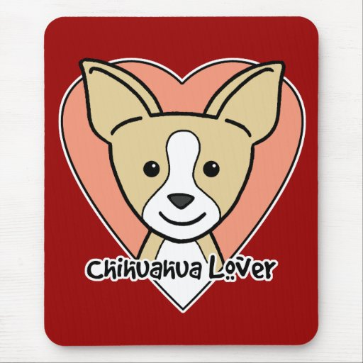 Chihuahua Lover Mouse Pad