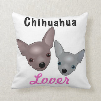 Chihuahua Lover Throw Pillow