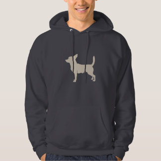 Chihuahua Lovers Classic Design Hooded Pullover