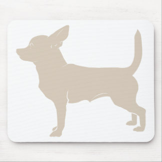 Chihuahua Lovers Classic Design Mouse Pad
