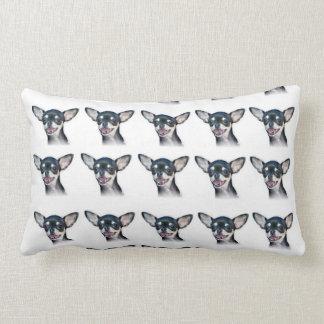 Chihuahua Lumbar Pillow