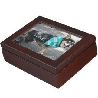 Chihuahua Memory Keepsake Box