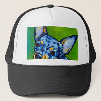 Chihuahua Merle 2 Trucker Hat