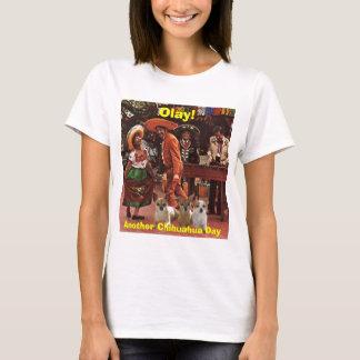 Chihuahua Mexican T-Shirt