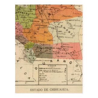 Chihuahua, México Tarjetas Postales