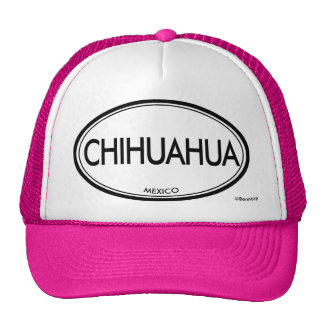 Chihuahua, Mexico Trucker Hat