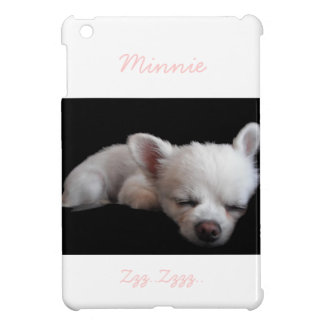 Chihuahua Minnie iPad Mini Cases
