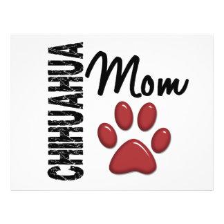 Chihuahua Mom 2 Flyers