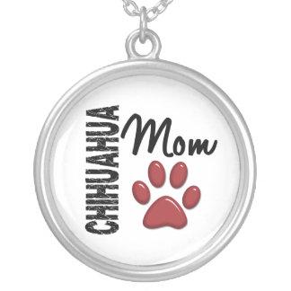 Chihuahua Mom 2 Pendant