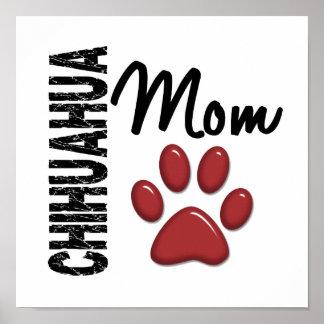 Chihuahua Mom 2 Print