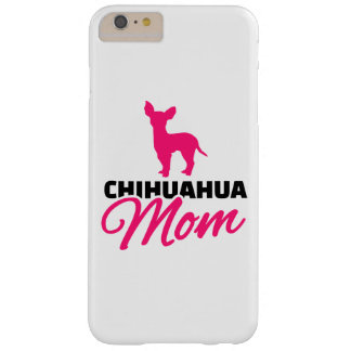 Chihuahua Mom Barely There iPhone 6 Plus Case