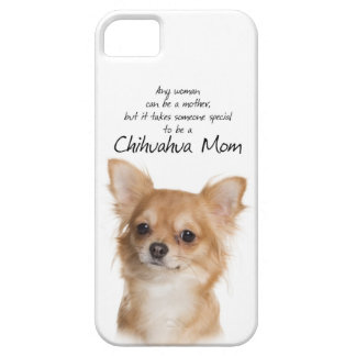 Chihuahua Mom iPhone 5 Case