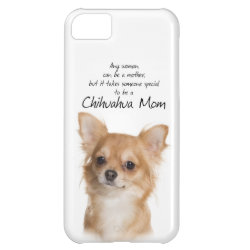 Case-Mate Barely There iPhone 5C Case with Chihuahua Phone Cases design