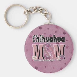 Chihuahua MOM Key Chain