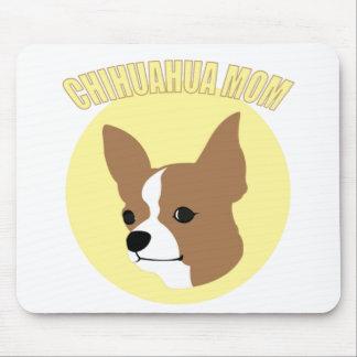 Chihuahua Mom Mouse Pad