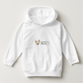 chihuahua -more dog breeds hoodie