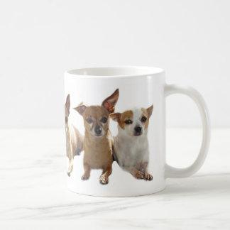 Chihuahua My Kids Have 4 Legs Mug