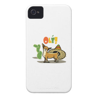 CHIHUAHUA OLE iPhone 4 COVERS