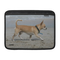 Macbook Air Sleeve with Chihuahua Phone Cases design