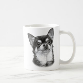Chihuahua Painting Coffee Mug