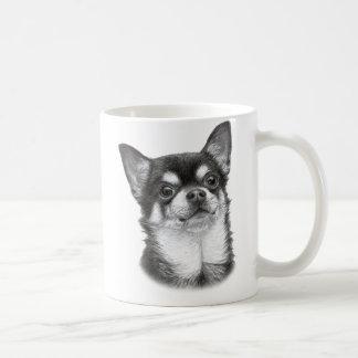 Chihuahua Painting Coffee Mug