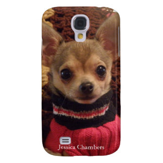Chihuahua para Samsung S4 Funda Para Galaxy S4