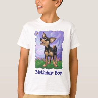 Chihuahua Party Center T-Shirt
