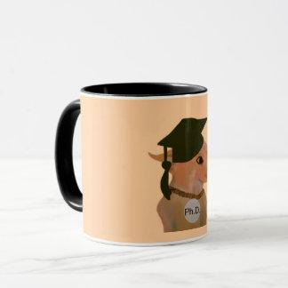 Chihuahua Ph.D. Graduation Gift Mug