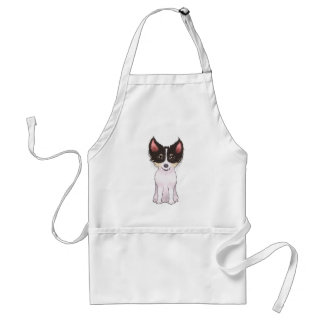 Chihuahua (picture) adult apron