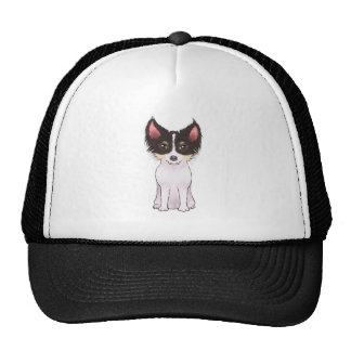 Chihuahua (picture) trucker hat