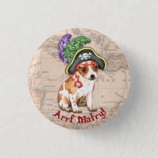 Chihuahua Pirate Button