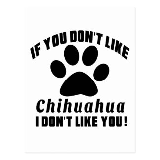 Chihuahua.png Postcard