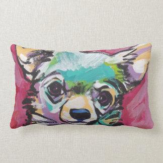 Chihuahua Pop Art Pillow
