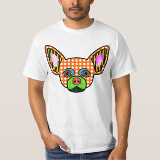 Chihuahua Pop Art T-Shirt
