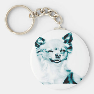 Chihuahua Pop kind styles picture Keychain