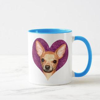 Chihuahua Portrait Mug