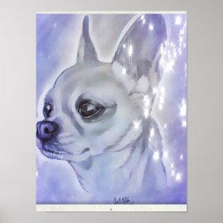 Chihuahua Poster by Carol Zeock