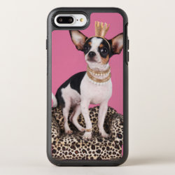 OtterBox Apple iPhone 7 Plus Symmetry Case with Chihuahua Phone Cases design