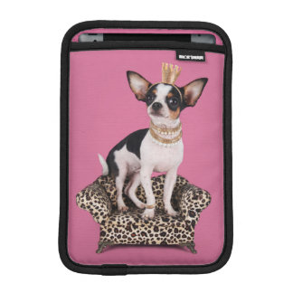 Chihuahua Princess Sleeve For iPad Mini