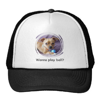 Chihuahua Products Trucker Hat